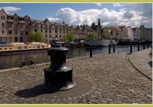 Leith Waterfront and Docks