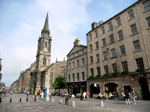 Royal Mile Apartment